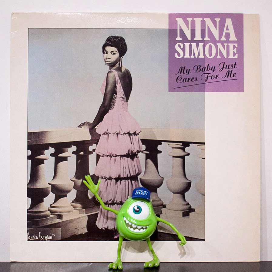 Виниловая пластинка Nina Simone – My Baby Just Cares For Me