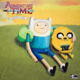 Adventure Time Presents: The Music Of Ooo