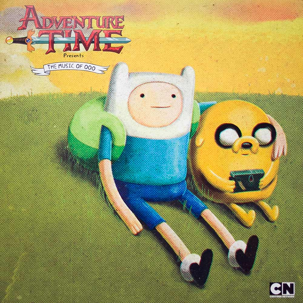 Виниловая пластинка Adventure Time Presents: The Music Of Ooo