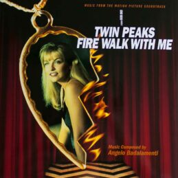 Виниловая пластинка Angelo Badalamenti - Twin Peaks - Fire Walk With Me