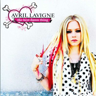 Аудио диск Avril Lavigne - The Best Damn Thing