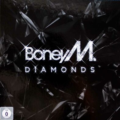 Подарочное издание Boney M - Diamonds (40th Anniversary Edition)