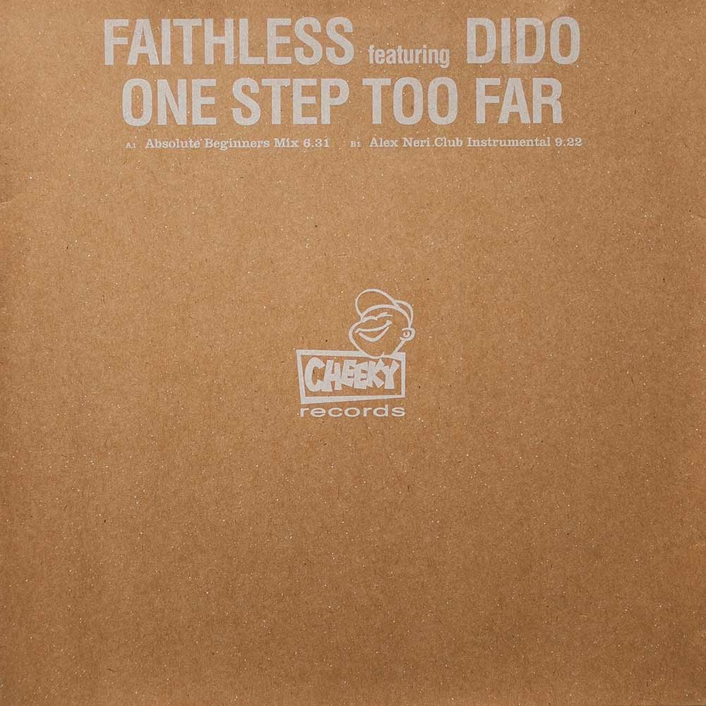 Faithless Featuring Dido - One Step Too Far
