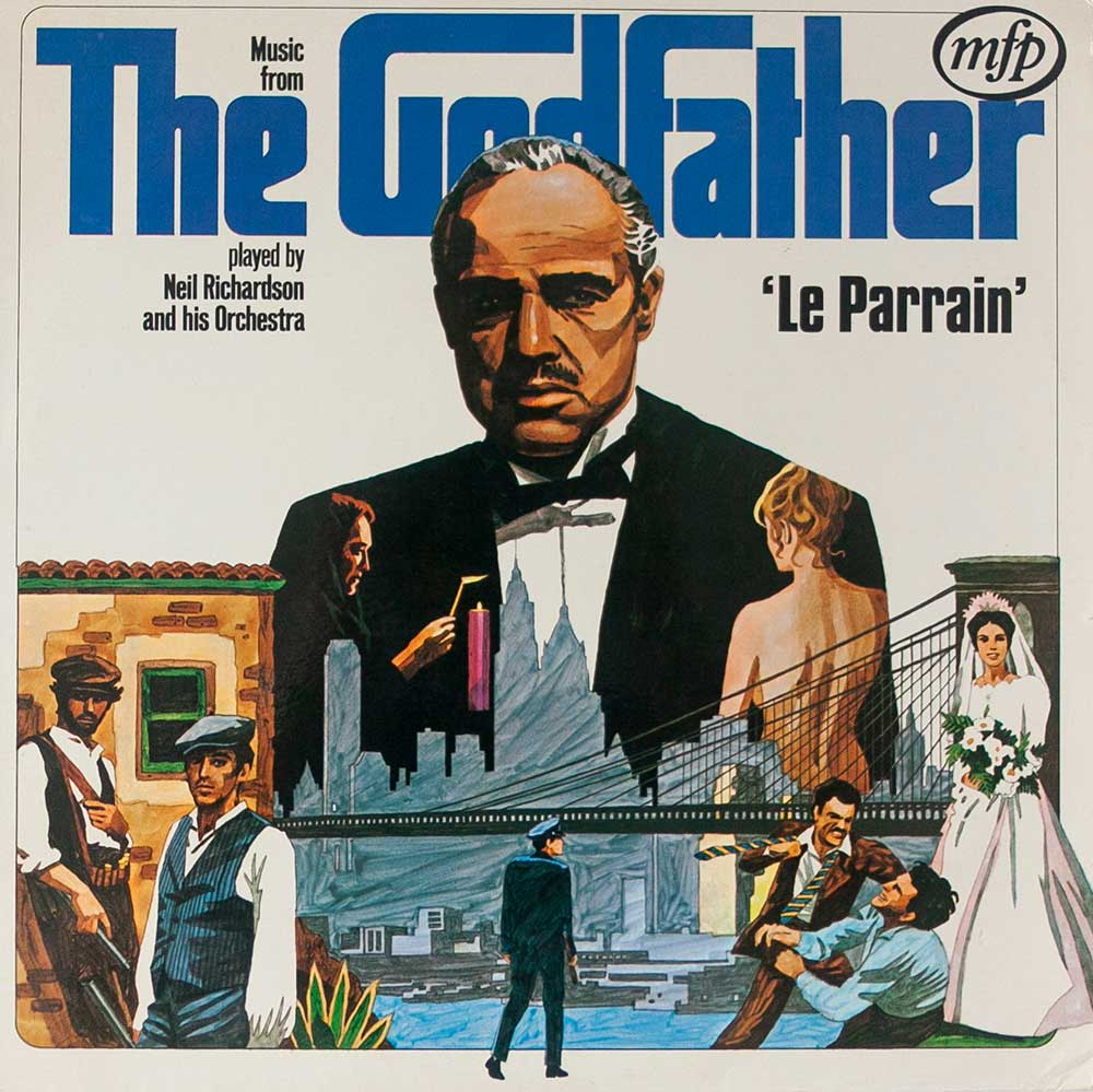 Виниловая пластинка Neil Richardson And His Orchestra - Music From The Godfather