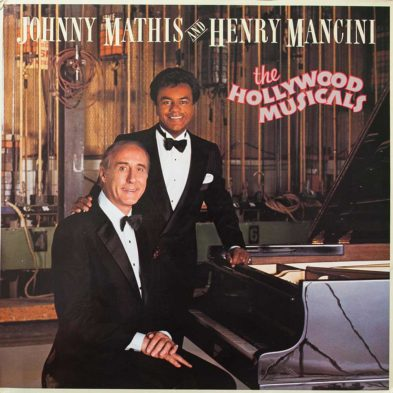 Виниловая пластинка Johnny Mathis And Henry Mancini - The Hollywood Musicals