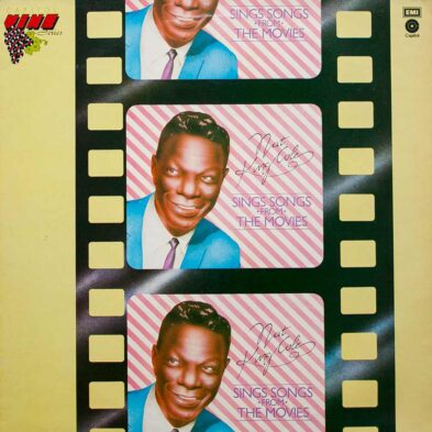 Nat King Cole - Nat King Cole Sings Songs From The Movies