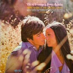 Pierre Andre & The Golden Leaves - Here Comes Love Again