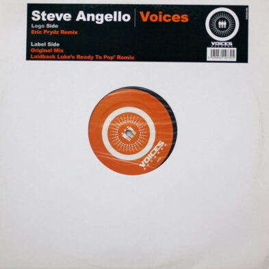 Steve Angello - Voices