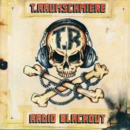 Аудио диск T.Raumschmiere - Radio Blackout