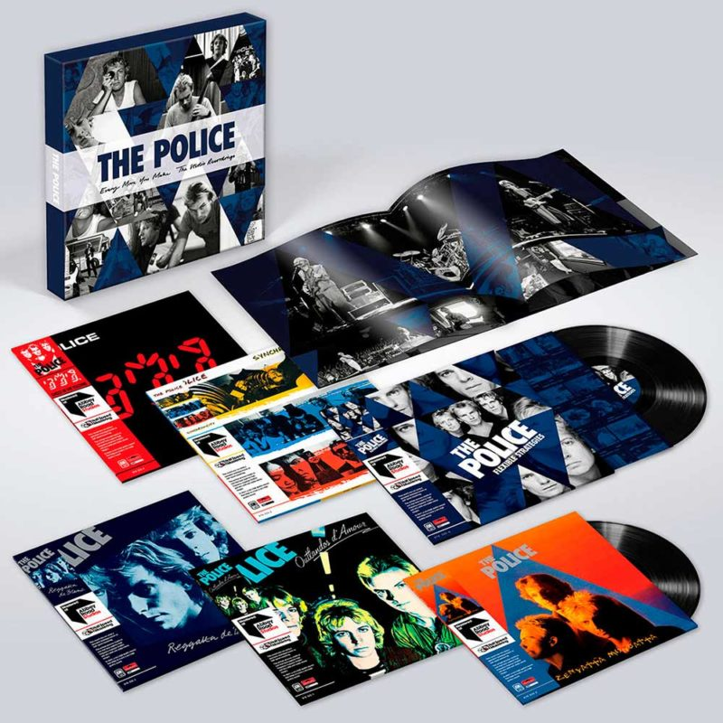The Police - Every Move You Make: The Studio Recordings.jpg