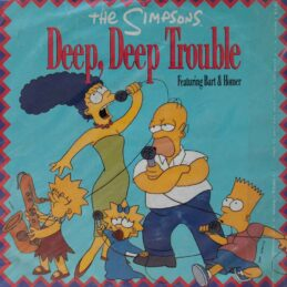 The Simpsons - Deep, Deep Trouble
