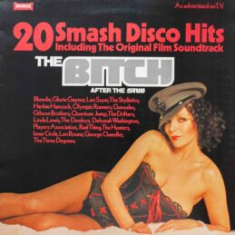 Various ‎– The Bitch (20 Smash Disco Hits Including The Original Soundtrack)