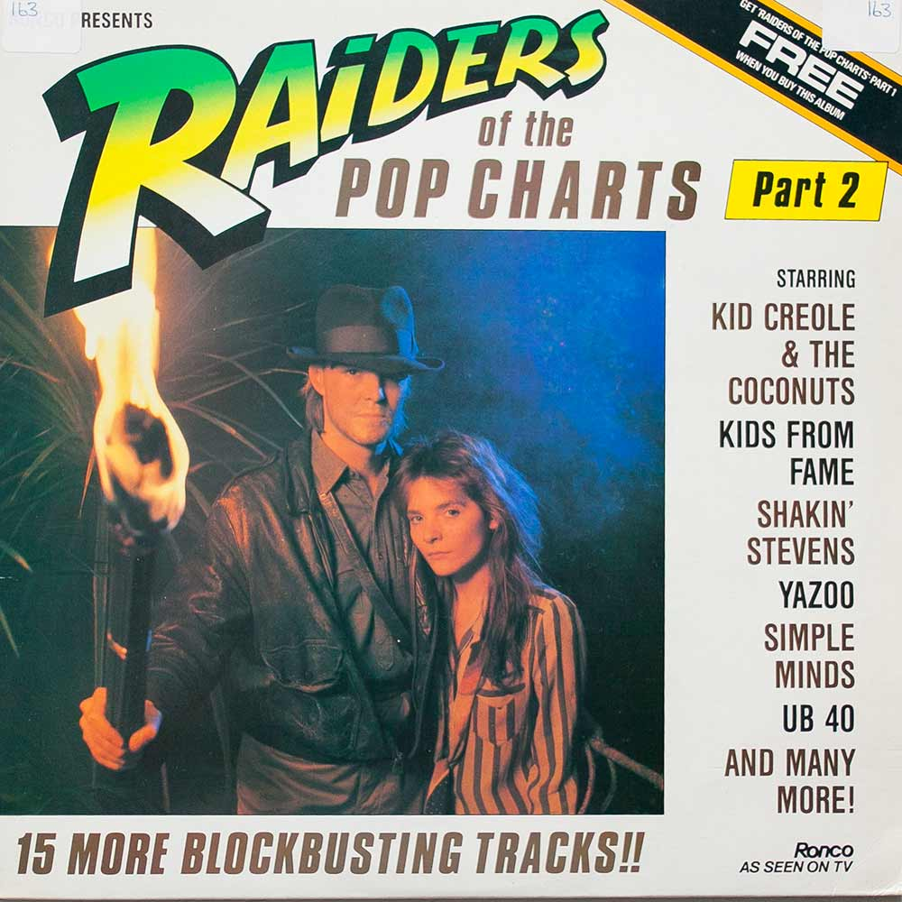 Various - Raiders Of The Pop Charts Part 2
