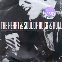 Various - The Heart & Soul Of Rock & Roll