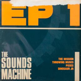 Various - The Sounds Machine EP 1