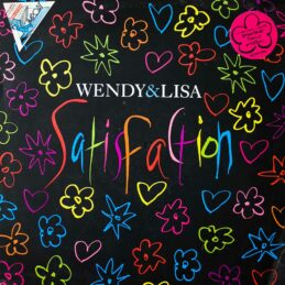 Wendy & Lisa ‎– Satisfaction